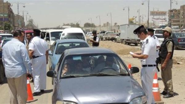 مرور الشرقية يتمكن من ضبط 703 مخالفة متنوعة للسيارات