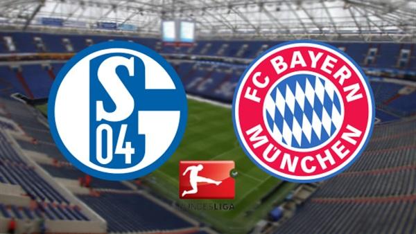 مشاهدة مباراة بايرن ميونخ وشالكه بث مباشر بتاريخ 09-02-2019 الدوري الالماني