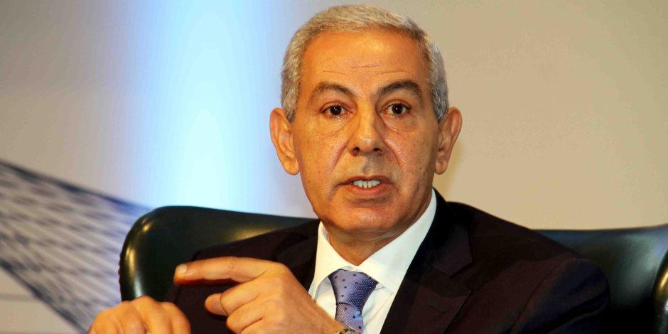 «قابيل»: 52% زيادة بالصادرات المصرية للسوق التركي في 2017