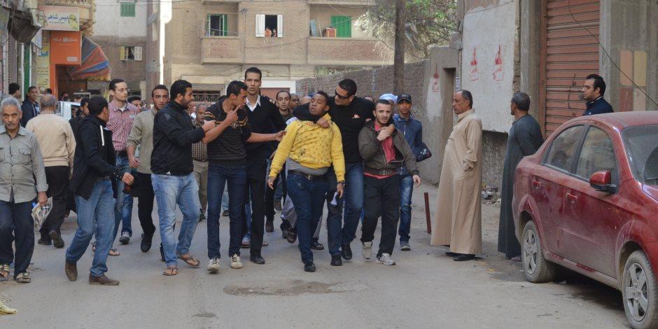 أرتفاع عدد المصابين إلى 2 ووفاة 3 في اشتباكات عائلتين بقرية الحجيرات بقنا