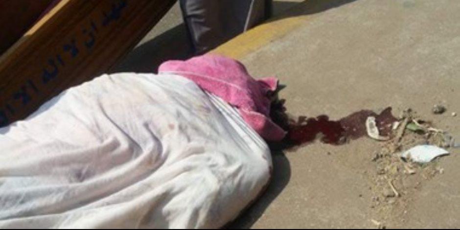 """حبس 8 متهمين بقتل شاب وإصابة شقيقته بطلقات ناريه بسبب خلافات """"نسب """""""