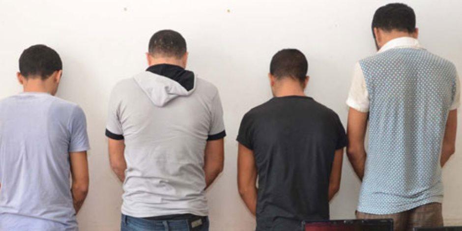 ضبط تشكيل عصابة تخصص في ترويج العملات الورقية الأجنبية المقلدة بالإسكندرية