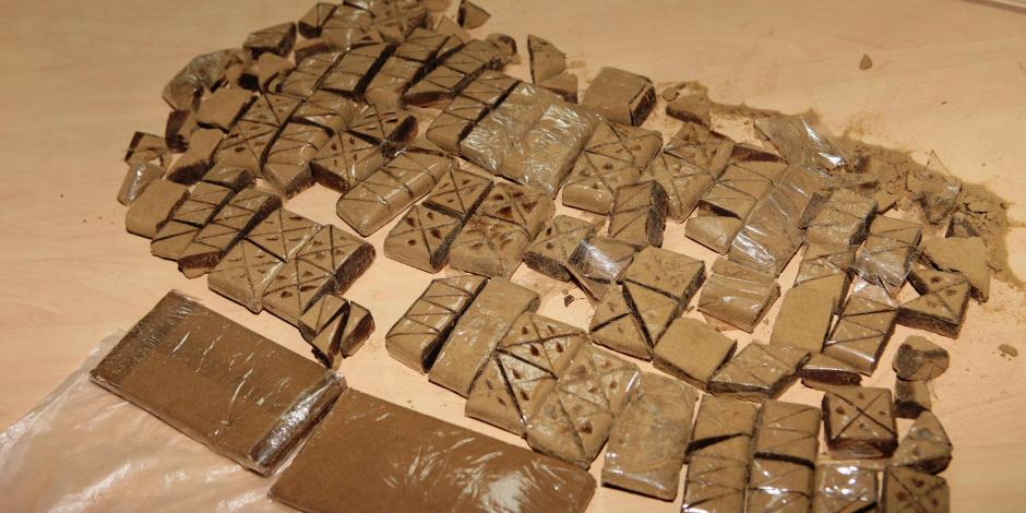 ضبط اسلحة نارية و131 تذكرة مسحوق الهيروين خلال حملة أمنية بالبحيرة