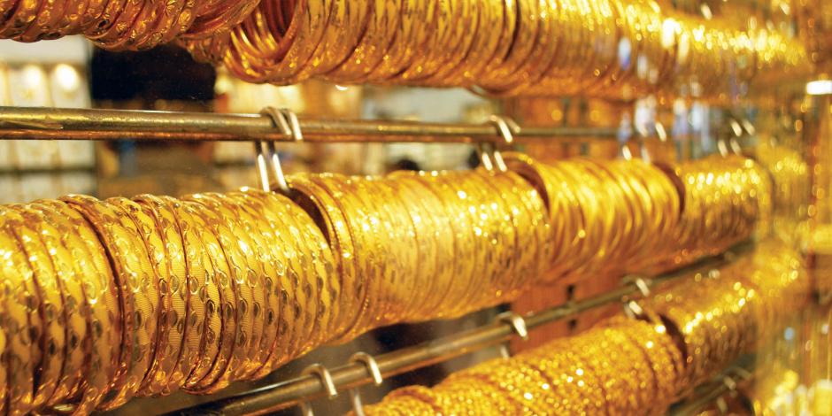 ارتفاع أسعار الذهب.. وعيار 21 بـ621 جنيها للجرام