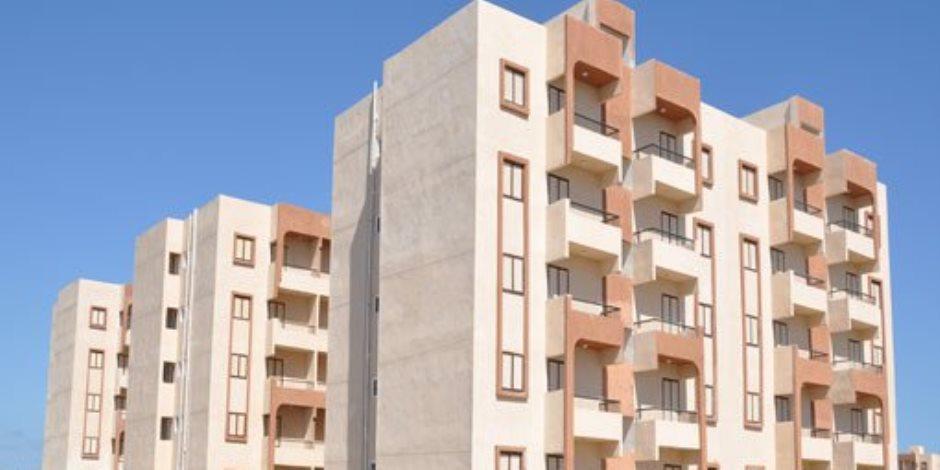 محافظ جنوب سيناء: شراء 2166وحدة سكنية لأبناء المحافظة بتكلفة 405 مليون