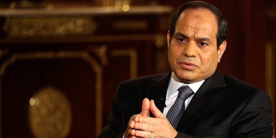 نادي قضاة مجلس الدولة يهنئ الرئيس بعيد تحرير سيناء