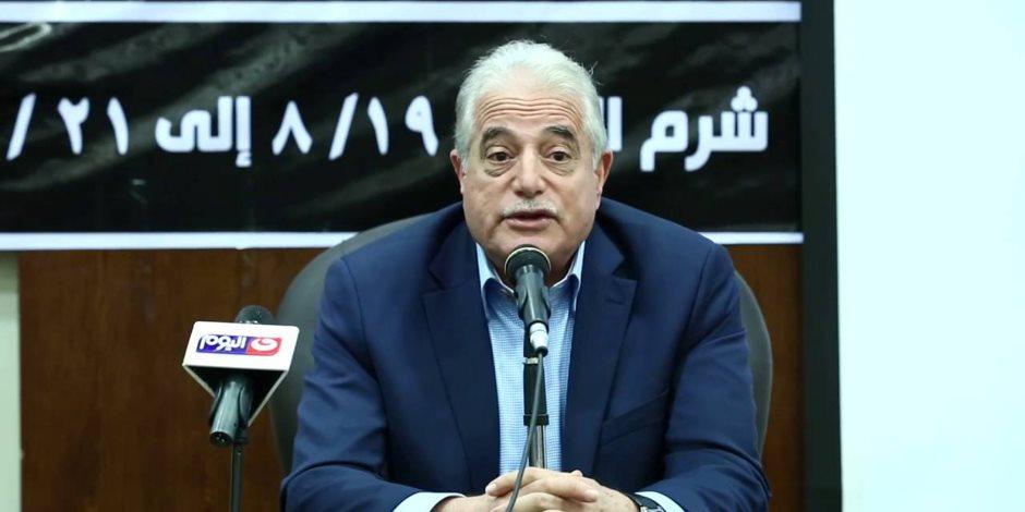 محافظ جنوب سيناء يضع خطة عاجلة لتشغيل المركز الإسلامي الثقافي