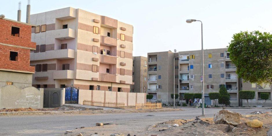 """تسكين 21 أسرة من عقارات الخطورة بحى وسط القاهرة فى مدينة """"بدر"""""""