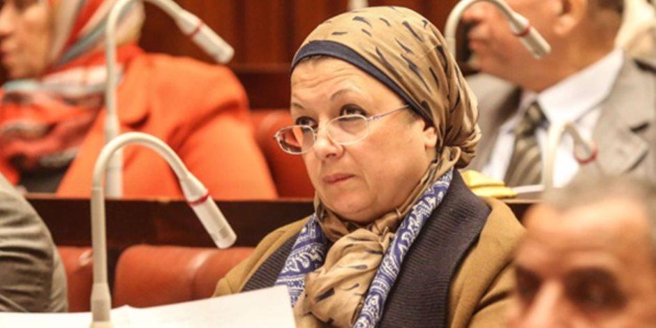 بمناسبة اليوم العالمي للمرأة.. برلمانية تطالب بالمساواة مع الرجل بتفعيل مواد الدستور