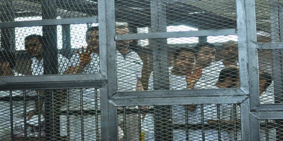 """غدا.. الجنايات تستكمل إعادة محاكمة 15 متهما فى أحداث """"اقتحام مركز كرداسة الأولى"""""""