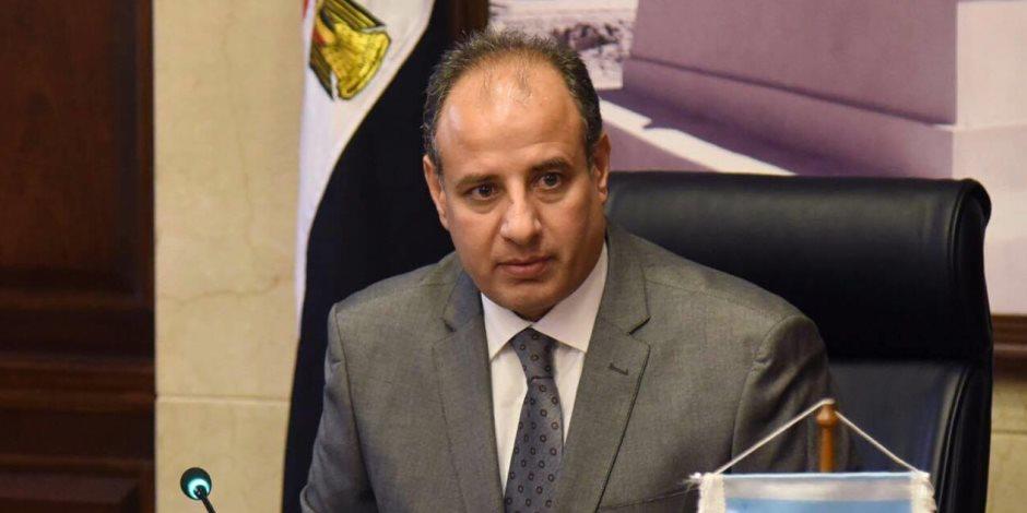 محافظ الاسكندرية يبحث سبل توطيد العلاقات المصرية الصينية