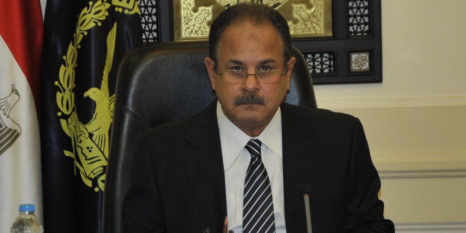 وزير الداخلية في كلمته بمناسبة أعياد الشرطة: نحن على أهبة الاستعداد للتصدي لأعداء الإنسانية