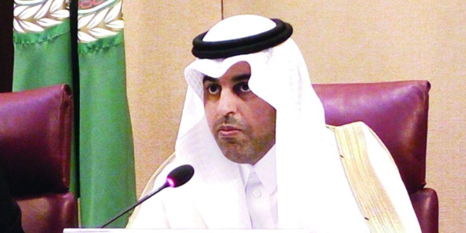 رئيس البرلمان العربي يشارك في القمة العربية بالأردن