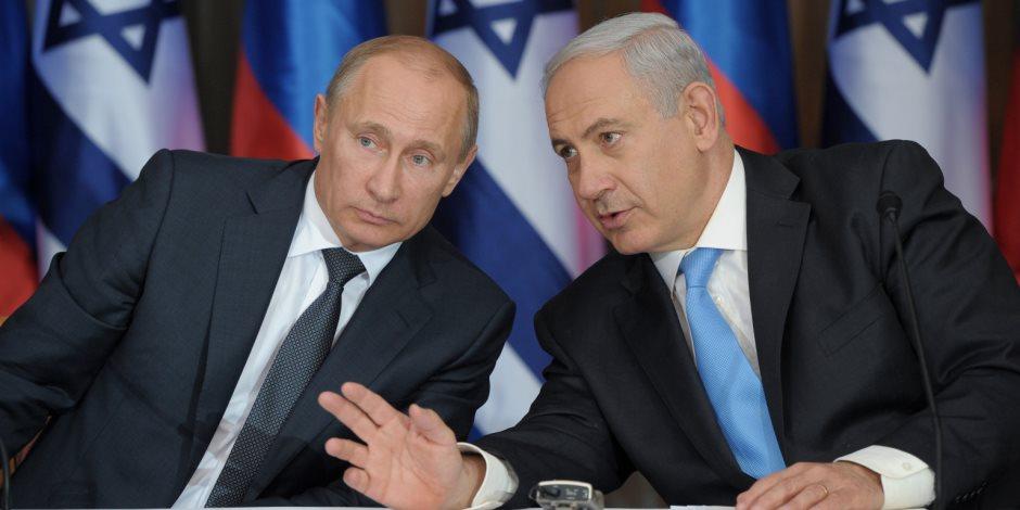 لقاء مرتقب بين نتنياهو وبوتين بخصوص سوريا.. ماذا بعد اتهام إسرائيل بإسقاط طائرة روسيا؟