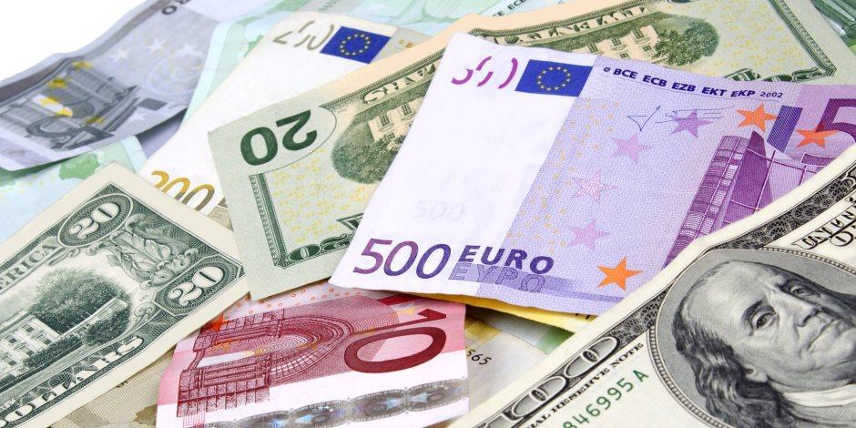 2 مليار دولار دخلت أرصدة الاحتياطي الأجنبى للبنك المركزي من النقد الدولي