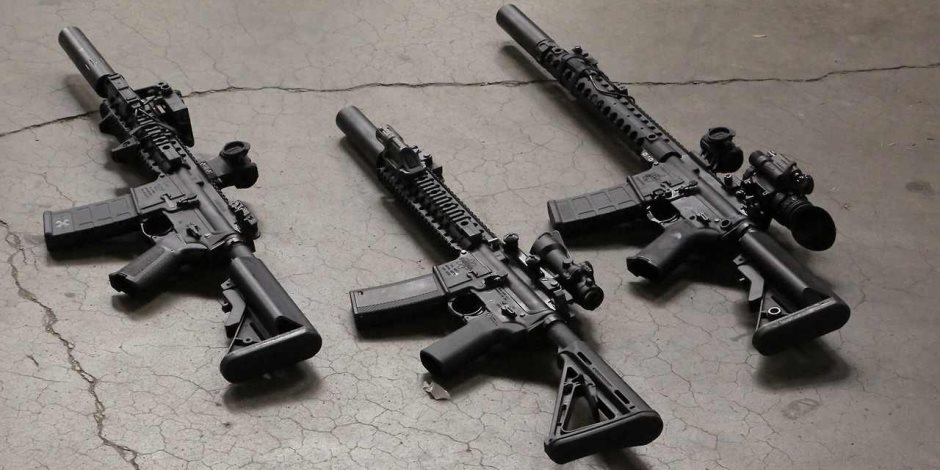 القبض على عاطل لإتجاره بالأسلحة النارية في بولاق الدكرور