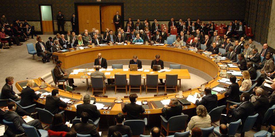 مجلس الأمن يدين التصعيد العسكري الذي تشهده طرابلس