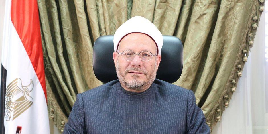 مفتي الجمهورية: الهجرة النبوية المشرفة كانت مرحلة فاصلة في تاريخ الإسلام