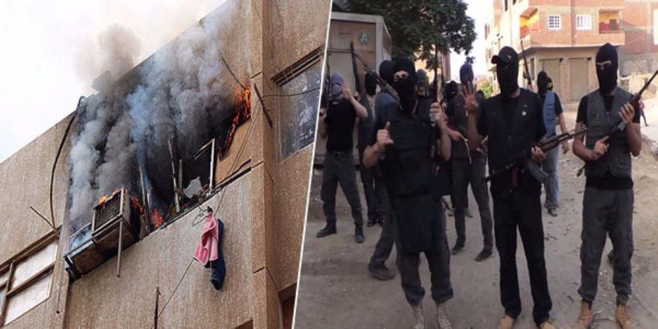 حتى لا ننسى جرائم الإخوان بعد 30 يونيو.. تكوين خلية «كتائب حلوان» لإرهاب الشعب