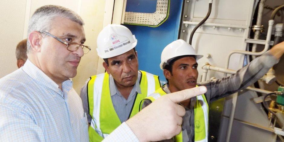 رئيس «كهرباء الوجه القبلي»: 32 مليون دولار إجمالي ديون الشركة (حوار)