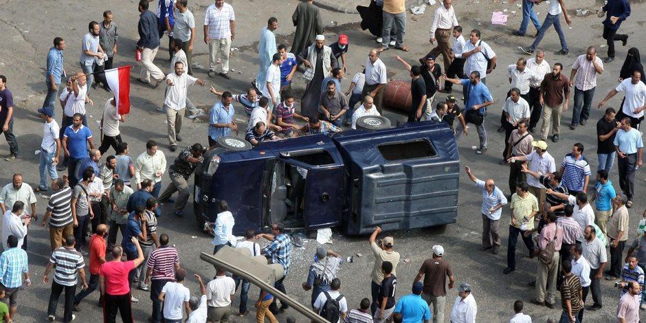حتى لا ننسى جرائم الإخوان.. شهداء الشرطة بـ«اقتحام مركز كرداسة» في سجلات التاريخ