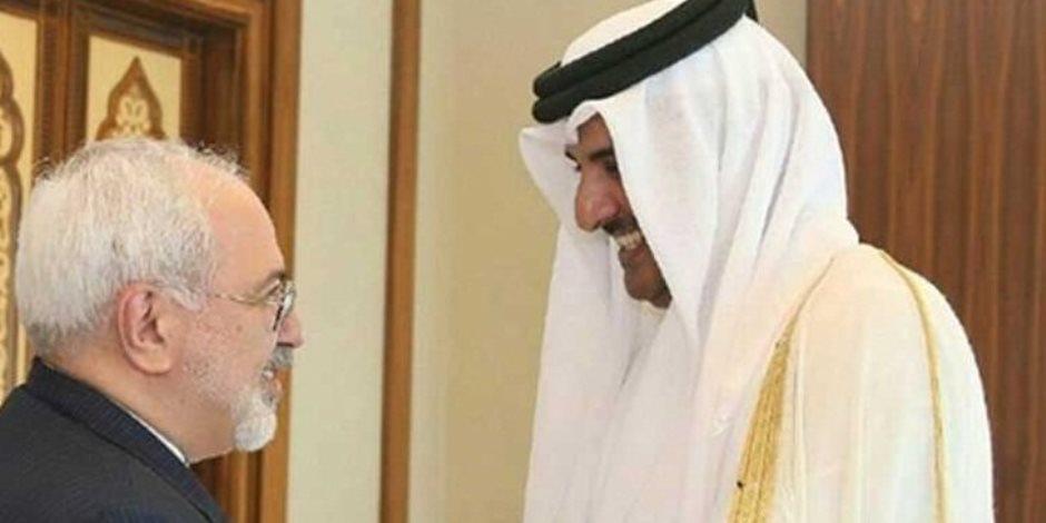 زيارة «ظريف» للدوحة.. محطة جديدة في تاريخ العلاقات القطرية الإيرانية