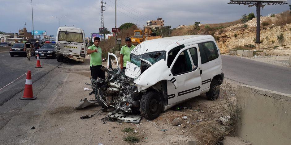 مصرع طفلين صدمتهما سيارة أجرة في كرداسة