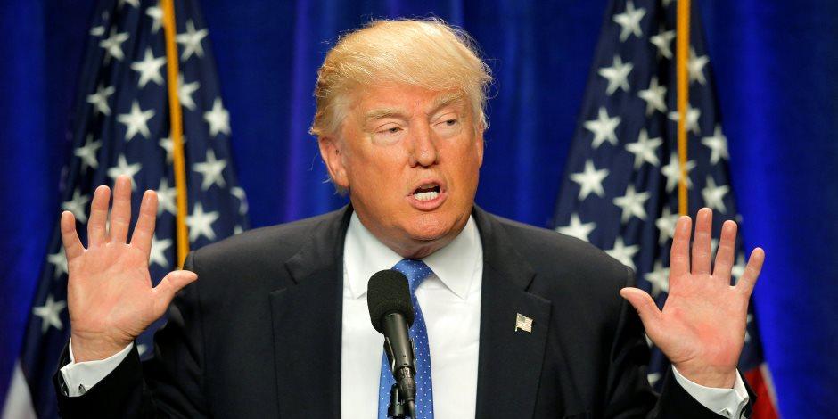 الرئيس الأمريكي يؤكد لرئيسة وزراء بريطانيا التزامه بضمان عدم امتلاك إيران سلاحا نوويا