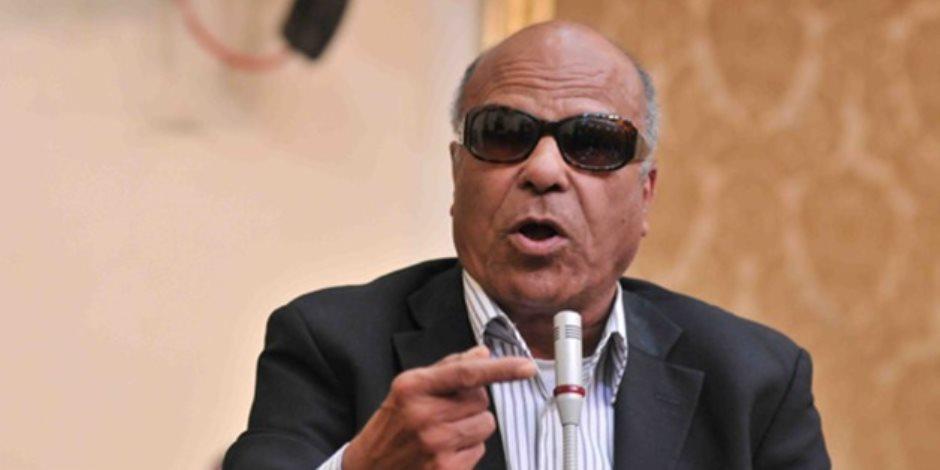 البدري فرغلي يطالب البرلمان برفع الزيادة السنوية على المعاشات