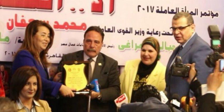 غادة والي: البطالة بين السيدات 4 أضعاف الرجال