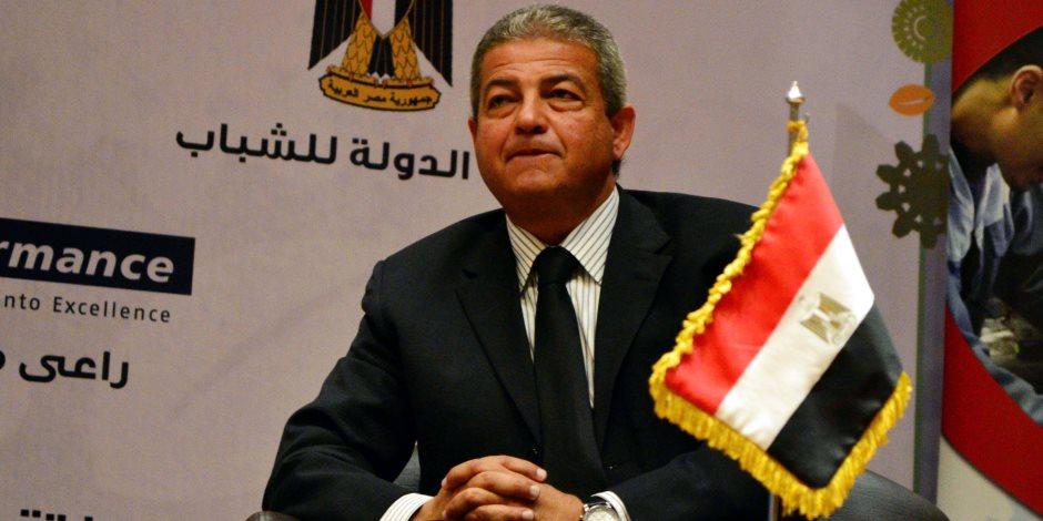 وزارة الرياضة تصرف 400 ألف جنيه للمصرى وسموحه