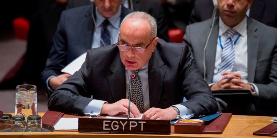 البعثة المصرية في جنيف تواصل الدفع بمفهوم الأسرة بمجلس حقوق الإنسان