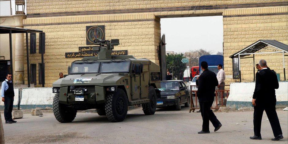 رسالة المساجين الأقباط لهيومان رايتس: نحتفل ونصلي من أجل مصر داخل طرة (فيديو وصور)