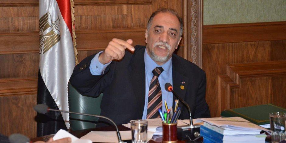 """رئيس """"تضامن"""" البرلمان: نعد قانون حماية المستهلك لمحاربة الغلاء"""