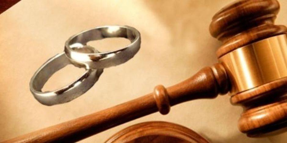 أول دعوى طلاق للخلع لزوجين مسيحيين متحدي الملة والطائفة بالأسكندرية (مستند)