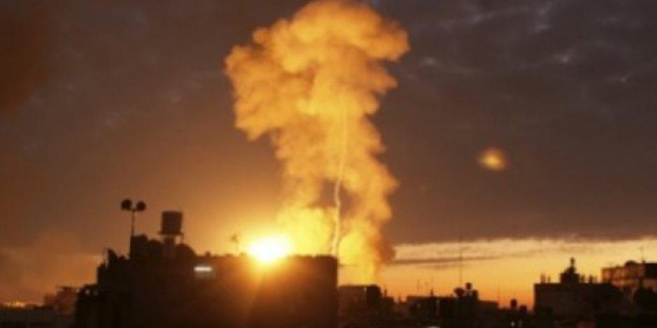 مدفعية الاحتلال تقصف موقعًا شرق حي الزيتون جنوب غزة
