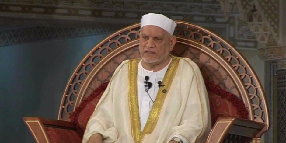 أحمد عمر هاشم: ما وجدت تأييدا ولا جماهيرية مثل السيسي