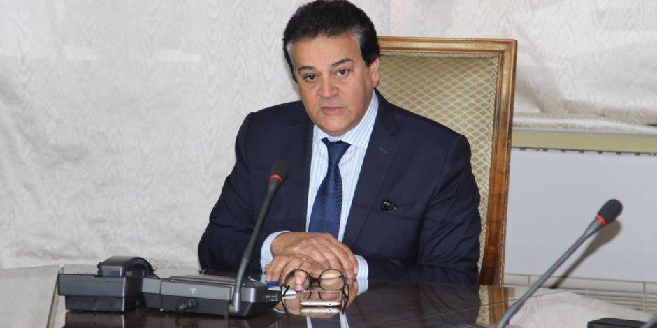 وزير التعليم العالي يطالب البرلمان بإنشاء مجلس تنسيقي للبحث العلمي