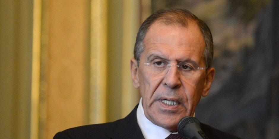 «وزير الخارجية الروسى» يعلق على فكرة إنشاء «ناتو عربى - إسلامى»