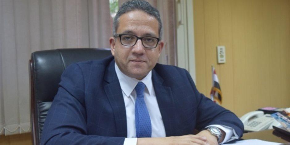 غدا.. وزير الآثار وسفير فرنسا يتفقدا تطوير منطقة سقارة