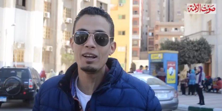 طلاب الجامعة عن تمثال رمسيس الثاني: لو عايش كان انتحر
