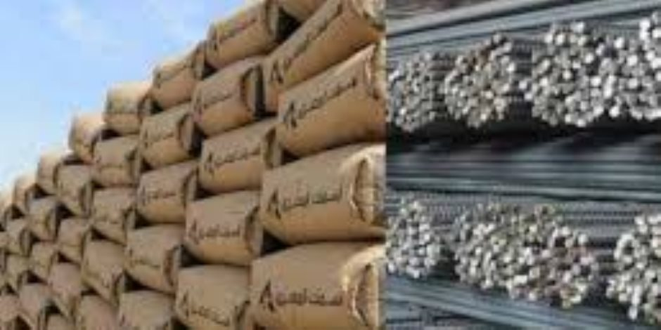 أسعار الحديد والاسمنت اليوم السبت 18-11-2017 فى مصر