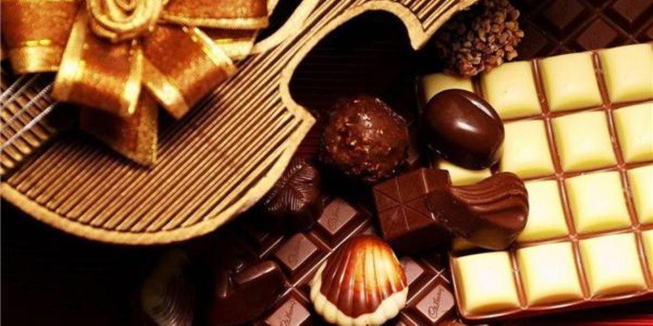 5 أسباب تجعل «مكعبات الشيكولاتة» رفيق السعادة والأفراح