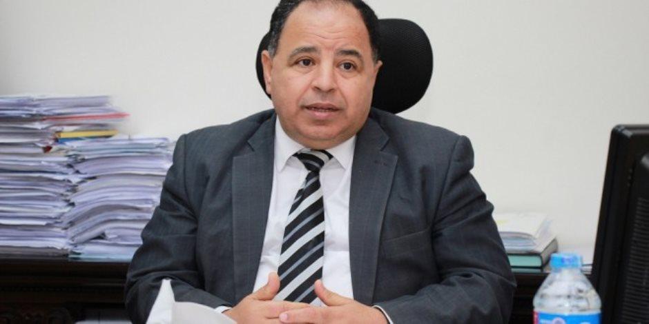 محمد معيط: وزير المالية يوافق على إجراء ترقيات بقطاع المديريات المالية