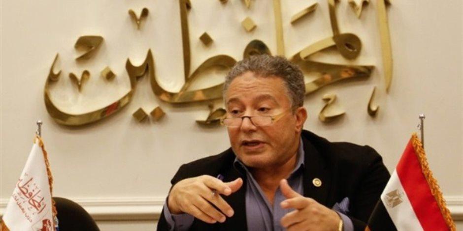 «المحافظين»: الدولة المصرية مقبلة على تنمية اقتصادية هائلة