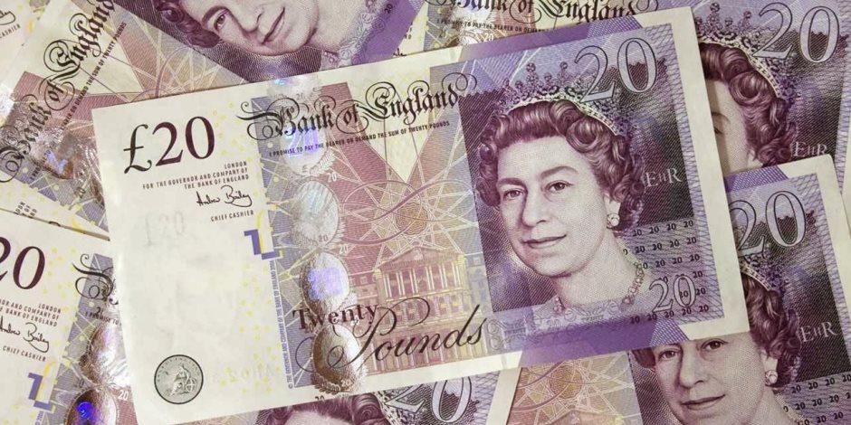 الجنيه الاسترليني ينخفض لأدنى مستوى له في 2018 مع ارتفاع الدولار