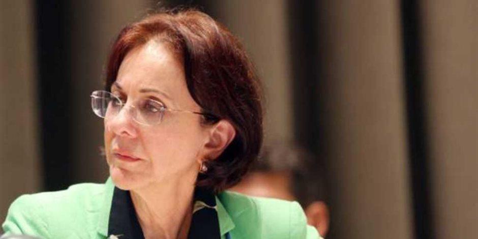 رسالة اعتزار جماعي لـ«ريما خلف» من البرلمان العربي: كلمة حق جسورة