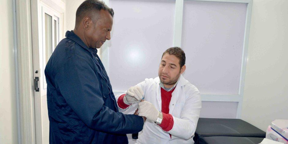 استمرار حملات القضاء على فيرس سي وفحص 812 حالة في الإسكندرية