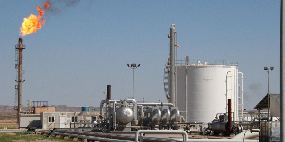 مشروع نقل غازات حقل ريفين لمجمع غازات الصحراء الغربية في 8 معلومات