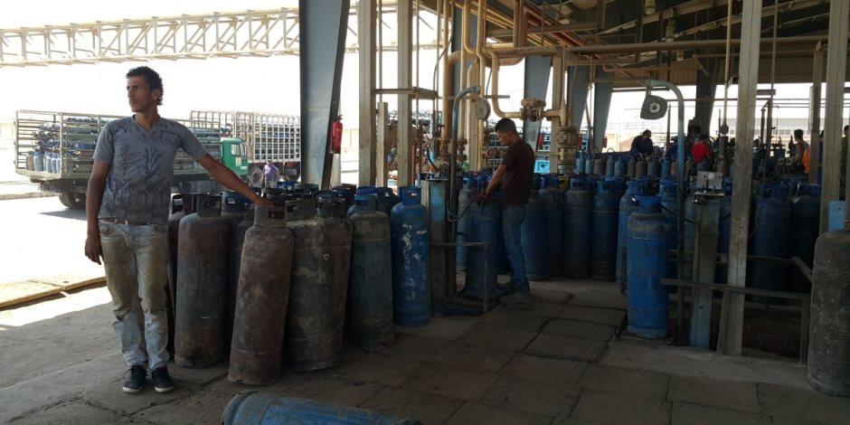 القبض على عصابة «سرقة أنابيب البترول» بالخانكة